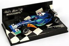 1:43 Sauber Petronas C24 Formel 1 2005 Nr 11 Vinneneuve Minichamps 400050011