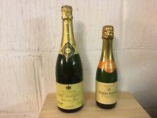 2 bouteilles Champagne Joseph Perrier Brut et demi Baron Fuente Brut