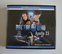 Doctor Who: Apollo 23 - by Justin Richards - Chivers Audiobook - 6CDs