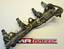 Toyota MR2 MK2 Revision1 & Revision2 3SGE Fuel Injectors & Rail - 1989-1993
