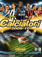 CALCIATORI PANINI 2009-10=NON COMPLETO/NO AGGIORNAMENTI=PRESENTI 542/734