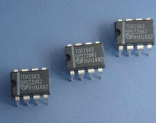 10pcs TDA1543A Dual 16-bit DAC Chip DIP-8 NEW GOOD QUALITY