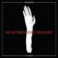 "MOONFACE ""WITH SIINAI: HEARTBREAKING BRAVERY""  CD NEU"