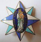 Insigne Religieux DIOCESE CATHOLIQUE NOTRE DAME DE LA GARDE Marseille ORIGINAL