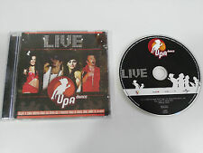 UPA DANCE LIVE UN PASO ADELANTE CD + EXTRAS SOUNDTRACK SERIE DE TV