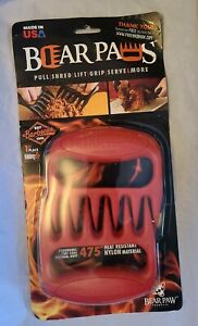Bear Claws Meat Paws Handler Fork Tongs Pull Shred Lift Toss BBQ (AB2)