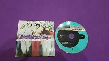 Backstreet Boys I want it that way press 1999 Eu   card sleeve cd usato