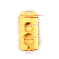 Gold Remote Control Key Case Bag Cover For Yamaha XMAX 300 NMAX 125/155 15-19
