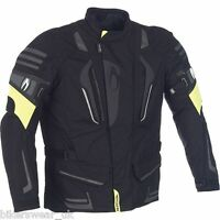 Richa Airmach Fluo Motorcycle Motorbike Jacket Cheapest on ebay