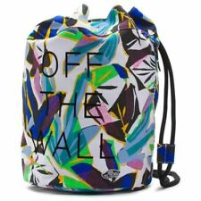 Vans SEA YOU LATER Cinch Bag (NEW) Beach Travel Backpack OFF THE WALL  Free Ship