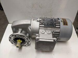 Nord SK71L/4CUS Gearmotor .50 HP 10:1 Ratio 230/460 VAC SK 1SMID40VF-71L/4CUS