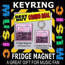 LITTLE MIX GLORY YEARS  -CD COVER KEYRING - FRIDGE MAGNET # CD 675