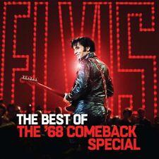 Elvis Presley Best of 68 Comeback Special 50th Anniversary CD 2019