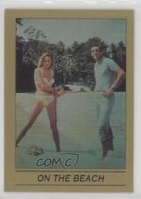 1993 Eclipse James Bond 007 Series 1 #11 On the Beach Non-Sports Card 0w6