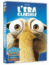 L'ERA GLACIALE - ICE AGE  (DVD) NUOVO, ITALIANO, ORIGINALE