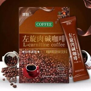 Instant Coffee Powder L-carnitine Weight Loss  With Sweet Scent S3G5