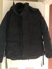 Canada Goose Men's Maitland Parka: Size M: Black, Excellent Condition!
