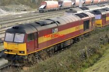PHOTO  CLASS 60 DIESEL 60053  NORDIC TERMINAL  AT PEAK FOREST ON 20/01/01 V3
