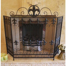 Unbranded Wrought Iron Fireplace Screens