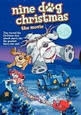Nine Dog Christmas 0085393885120 DVD Region 1