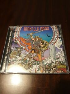 Manilla Road Forged In Fire