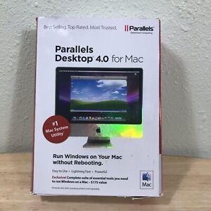 Parallels Desktop for Mac 4.0 OEM    Software