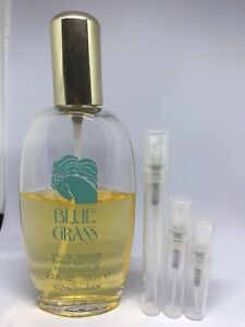 Blue Grass EDP by Elizabeth Arden - Decant Sample