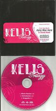 KELIS Trilogy 3TRX w/ INSTRUMENTAL & ACAPPELLA PROMO Radio DJ CD single 2006 USA