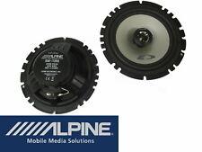Alpine Sxe 1725 S Audio Sistema Altoparlanti 2 Vie 220 W 16,5 CM Prezzo Coppia