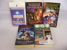 YASMINE GALENORE BOOK 5 CHINTZ N CHINA MYSTERY,PARANORMAL,GHOST CHANCE,DRAGON,