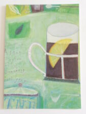 The Art Group - 'The au Citron'  (Naylor Faulkner 2000) Postcard