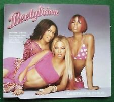 Destiny's Child Bootylicious Enhanced Absolutely Excellent Condition CD Single