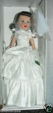 Tonner Blushing Bride 10.5 In. Vintage Reproduction Revlon Doll, 2011