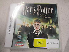 harry potter order of the phoenix DS