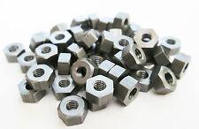 BA Steel Full Nuts 7 BA (50pk) model making/ model engineering/live steam loco
