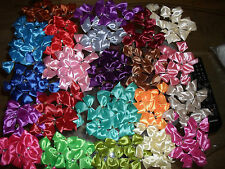 Joblot 200 dog grooming bows with diamante stone