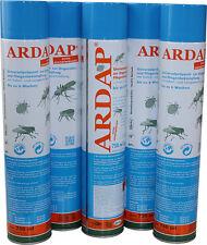Ardap - Ungezieferspray 5 Stück a 750 ml Nr. 50060