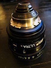 Arri Zeiss Ultra 16 T1.3 8mm  Distagon PL mount prime lens Super 16 Arriflex 416