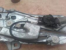 PEUGEOT 307 CC RIGHT SIDE REAR ELECTRIC WINDOW REGULATOR MOTOR MECHANISM