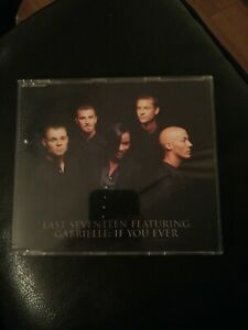 East Seventeen featuring Gabrielle - If You Ever (1996) CD Single