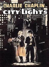 City Lights Dvd Charlie Chaplin  and Virginia Cherrill