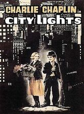 City Lights (DVD, 2000) Charlie Chaplin Comedy Classic
