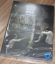 Vanishing Time: a Boy Who Returned / Kang Dong Won / KOREA 2 DISC S.E DVD SEALED