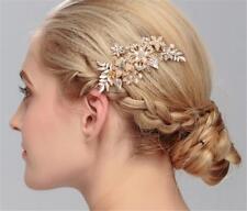 da sposa con Brillantini Accessori per capelli CRISTALLO FERMAGLI PERLE