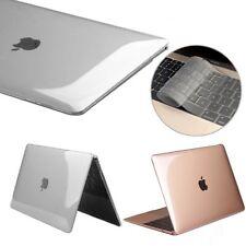 Housse/coque Transparent + AZERTY/EU Clavier protection pour MacBook 12'' A1534