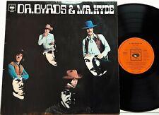 The Byrds - Dr. Byrds & Mr. Hyde LP 1969 1st UK Press A1/B1 CBS Stereo Vinyl EX