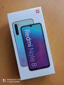 Xiaomi Redmi Note 8 48.0 MP 128 GB 6.3 in - Neptune Blue (PN100948) - Unlocked