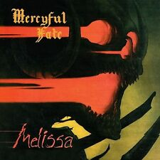 Mercyful Fate - Melissa King Diamond Vinyl LP Sticker or Magnet