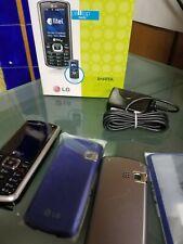 LG Banter AX265 - Gray alltel verizon cellphone used