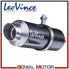 Leovince Terminale Di Scarico Gp Corsa Carbonio Honda Cb 500 X 2013 13